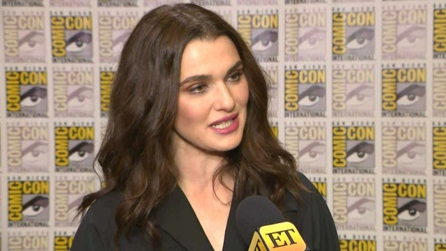 Rachel Weisz Shares Details About Her 'Black Widow' Character | Comic-Con 2019
