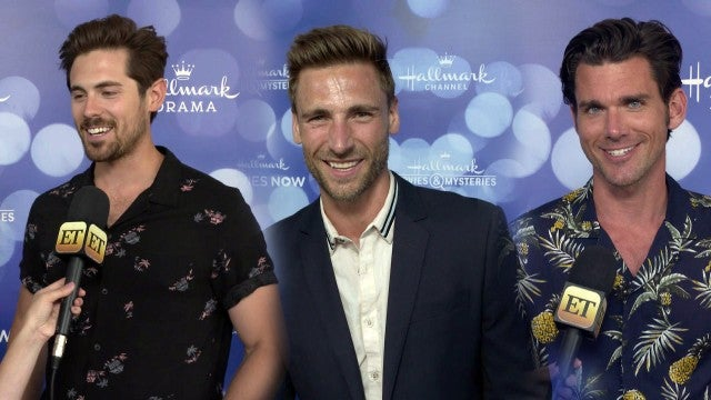 Meet the Hunks of Hallmark