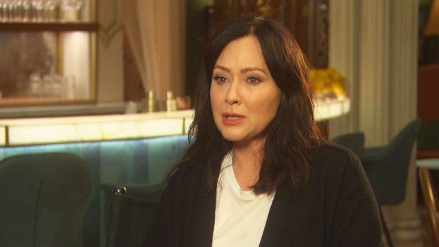 Shannen Doherty Says Joining 'BH90210' Was Her Way of Honoring Luke Perry (Exclusive)