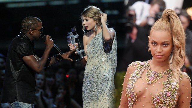 Beyonce Cried After Kanye West Interrupted Taylor Swift's VMAs Speech