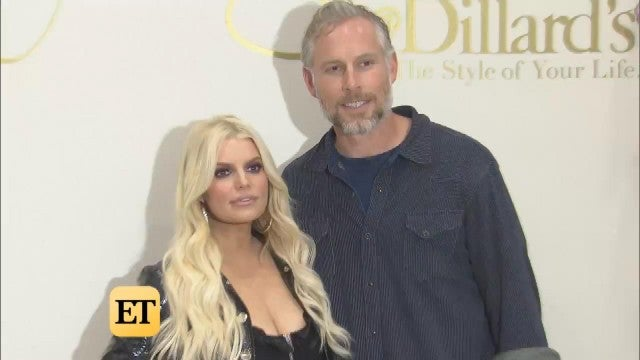 Jessica Simpson on How Her Husband Keeps Her 'Hot' (Exclusive)