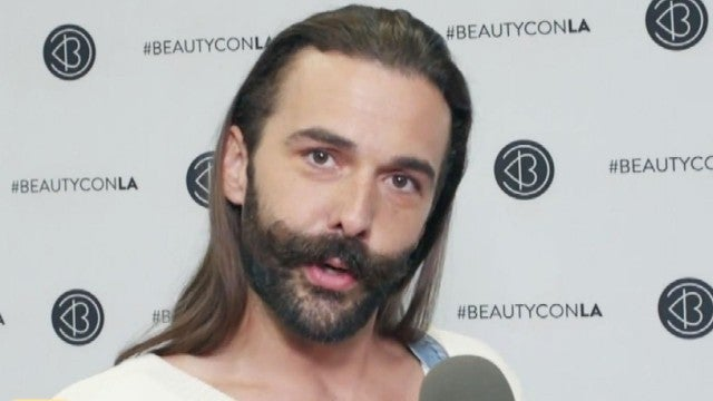 Jonathan Van Ness Wants a Prince Louis Inspired Wedding