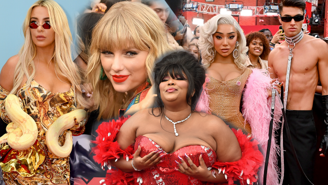 2019 MTV VMAs: Lizzo, Taylor Swift and More Stars Rock the Carpet