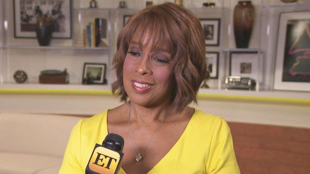 Gayle King Reacts to Reality of 'The Morning Show' Trailer (Exclusive)