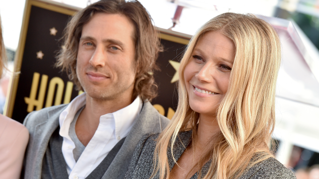 Gwyneth Paltrow and Hubby Brad Falchuk Are Finally Moving in Together