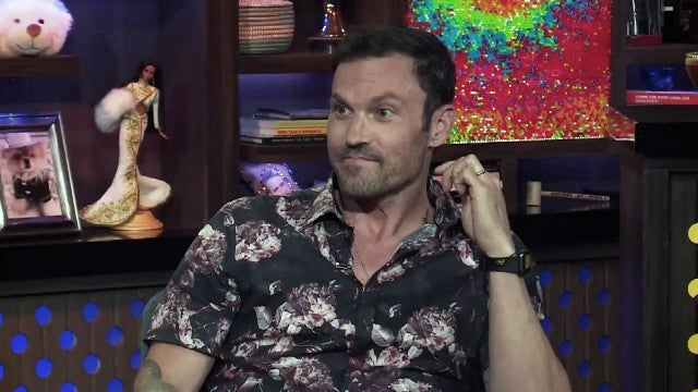 Brian Austin Green Confesses to Hooking Up With Two of His '90210' Co-Stars!