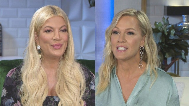 Watch 'BH90210's Tori Spelling and Jennie Garth Interview Each Other About the Revival! (Exclusive)