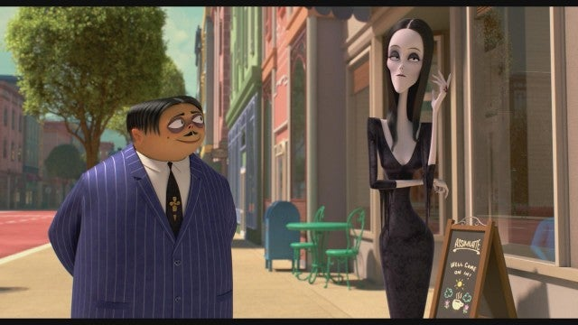 'The Addams Family' Trailer No. 2: Gomez and Morticia Move to New Jersey!