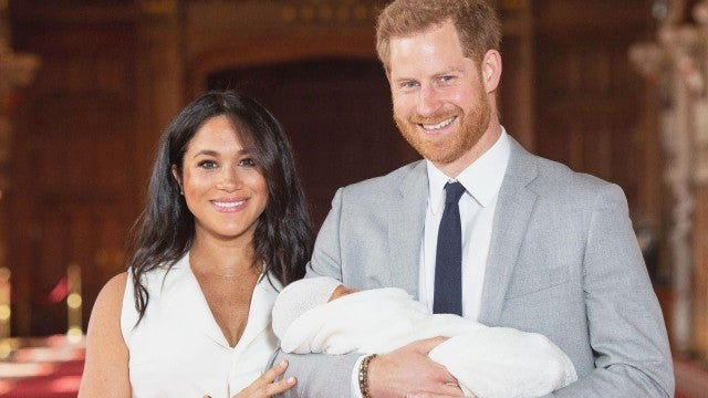 Meghan Markle and Prince Harry's New Royal Nanny Is a 'Blessing'