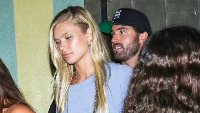 Brody Jenner Packs on PDA with Josie Conseco at 36th Birthday Bash