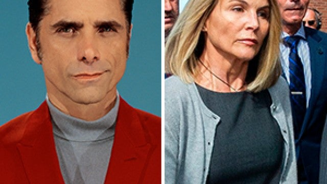 John Stamos 'Can't Process' Lori Loughlin's College Admissions Scandal