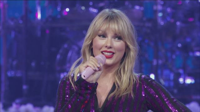 Taylor Swift Gets a Message From Scooter Braun Following Feud