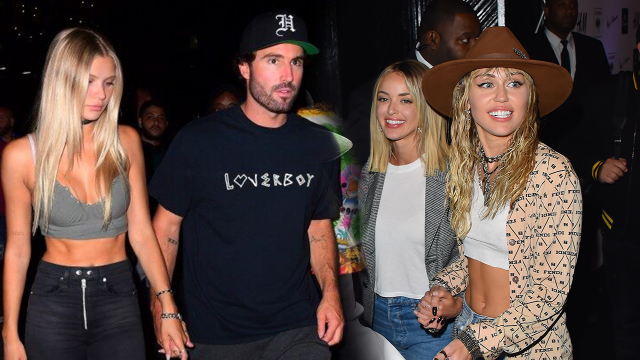 Ex Alert! Miley and Kaitlynn Attend Same Party as Brody and Josie!