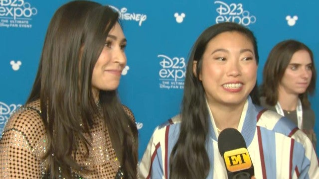 Awkwafina Says She Would Be 'Honored' to Play Scuttle in Live-Action 'Little Mermaid' (Exclusive)