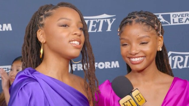Halle Bailey Says Playing Ariel in 'Little Mermaid' Is a 'Dream Come True' (Exclusive)