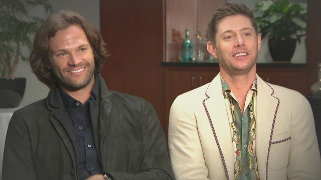 Jared Padalecki and Jensen Ackles on Feeling Emotional About 'Supernatural' Final Season (Exclusive)