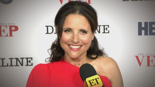 Julia Louis-Dreyfus Calls 'Veep' a 'Lifesaver' During Cancer Battle