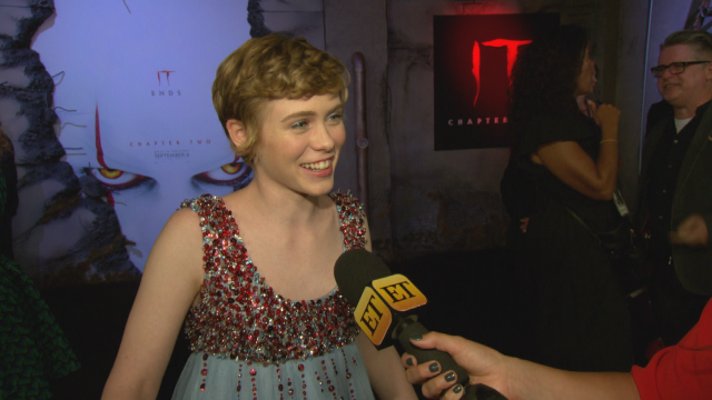 Sophia Lillis Reacts to Predicting Jessica Chastain's 'IT Chapter Two' Casting (Exclusive)