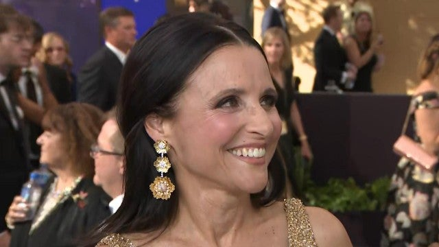 Julia Louis-Dreyfus 'Superstitious' About Breaking Emmy Record (Exclusive)