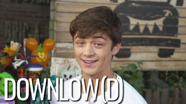 Asher Angel Explains Cryptic 'Under the Sea' Post | The Downlow(d)