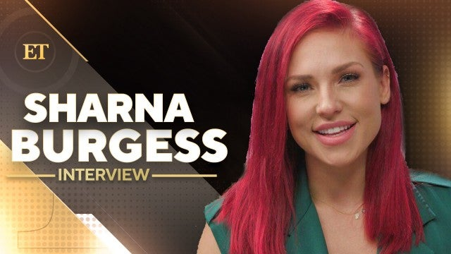 Sharna Burgess Reveals Her Plans for Life After 'Dancing With the Stars' Exit (Full Interview)