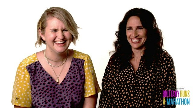 'Brittany Runs a Marathon' Co-Stars Jillian Bell and Michaela Watkins Take the Best Friends Test (Exclusive)