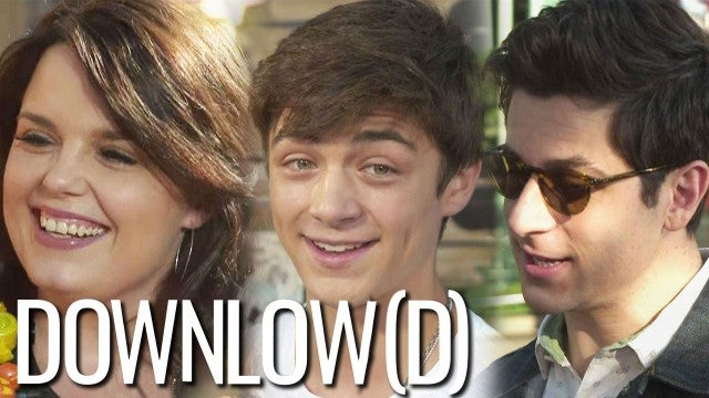 Asher Angel, David Henrie & Kimberly J. Brown Spill the Disney Tea! | The Downlow(d)