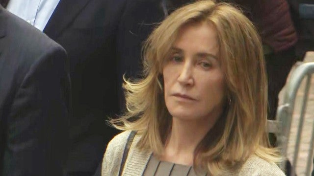 Felicity Huffman Is 'Very Emotional' Ahead of Sentencing in College Admissions Scandal (Exclusive)