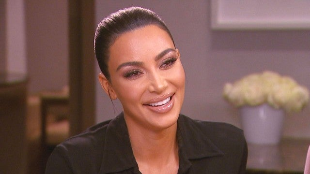 Kim Kardashian Reacts to Tori Spelling and Jennie Garth Wanting to Cast Her on 'BH90210'