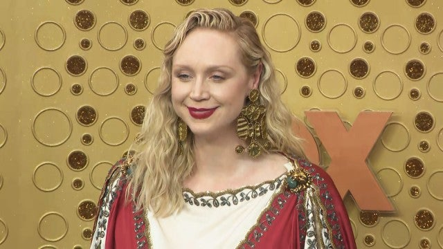 2019 Emmys: Gwendoline Christie Emulates Royalty on the Red Carpet