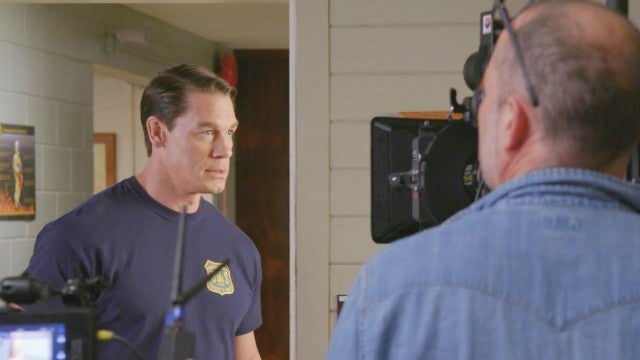 John Cena on Becoming a 'Smoke Jumper' in New Comedy 'Playing With Fire' (Exclusive)