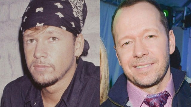 When We First Met Donnie Wahlberg: NKOTB Flashback