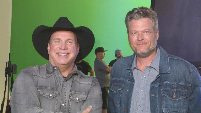 Garth Brooks and Blake Shelton Go Underwater for New Music Video (Exclusive)