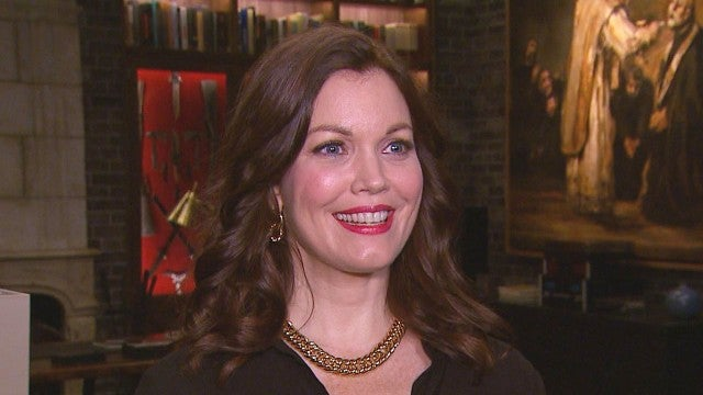 Bellamy Young Gives Exclusive First Look at New Show 'Prodigal Son'
