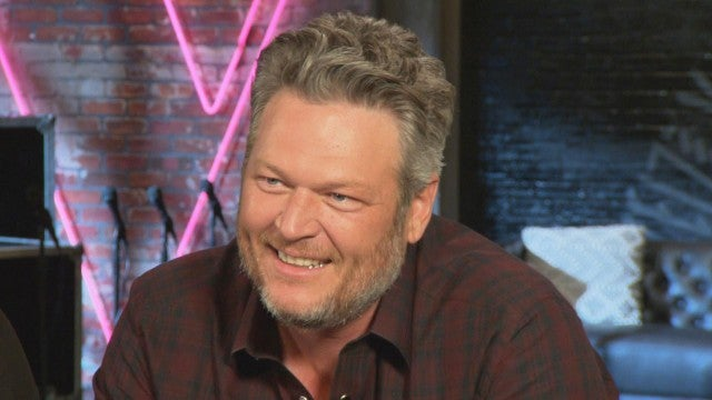 Blake Shelton Reacts to Gwen Stefani Returning to 'The Voice' After Adam Levine's Exit (Exclusive)