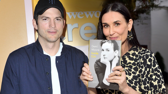 Demi Moore On Her Dating Life and Where Things Stand With Ashton Kutcher