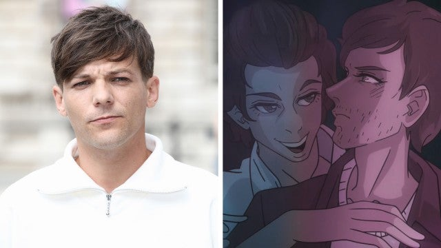 Louis Tomlinson Says He Was 'Pissed Off' Over 'Euphoria' Harry Styles Sex Scene