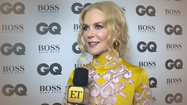 Nicole Kidman Shares Why Meryl Streep Told Her to do 'Bombshell' (Exclusive)