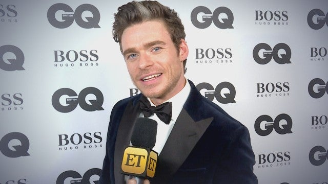 Richard Madden on Reuniting With Former 'GoT' Co-Star Kit Harington for 'The Eternals' (Exclusive)