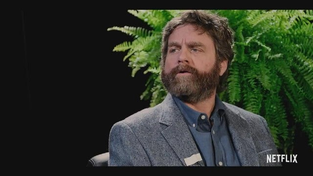 'Between Two Ferns' Will Release 10 New Episodes From Interviews in the Movie