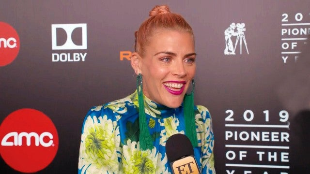 Busy Philipps Wants to Do a 'Cougar Town' Movie (Exclusive)