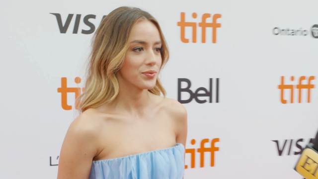 ET spoke with Bennet at the 'Abominable' premiere during the Toronto International Film Festival.