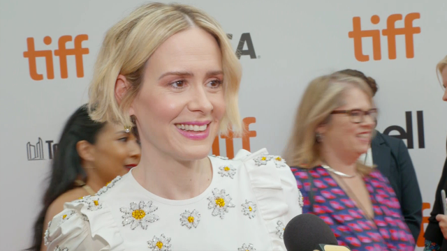 Sarah Paulson Teases She 'Might Pop Up' New Season of 'AHS'