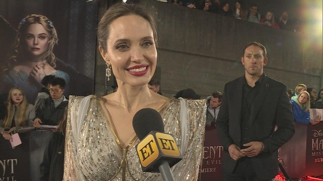 Angelina Jolie Says Maddox Has Grown Up Into 'Such a Good Man'