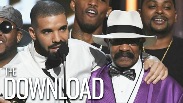 Drake 'Hurt' Over Dad's Claims He Faked Their Drama to 'Sell Records'  | The Download
