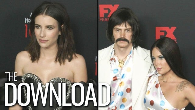Halsey and Evan Peters Make Their Red Carpet Debut at Same Event as His Ex! | The Download
