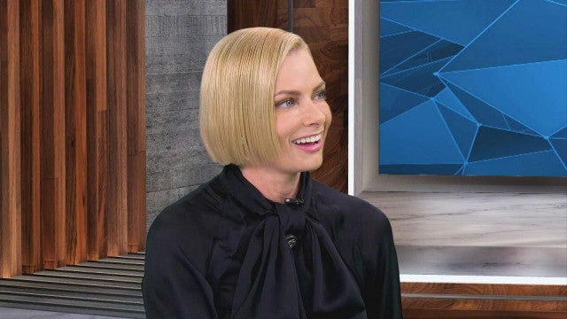 Jaime Pressly Reacts to Margot Robbie Comparisons (Exclusive)