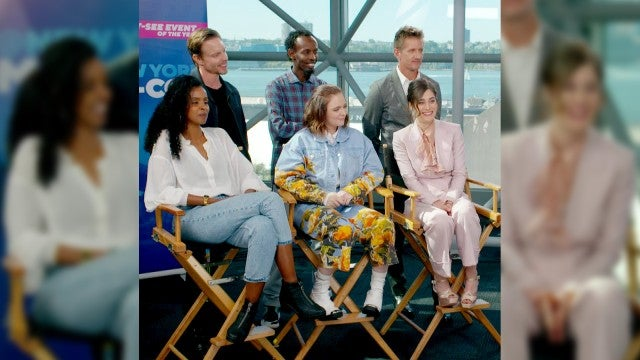 'Castle Rock' Cast at New York Comic Con 2019 | Full Interview