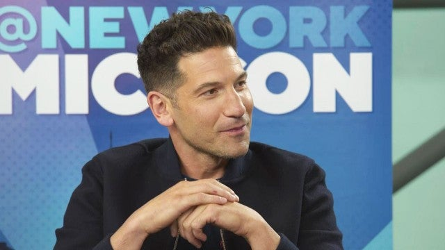 Jon Bernthal at New York Comic Con 2019 | Full Interview