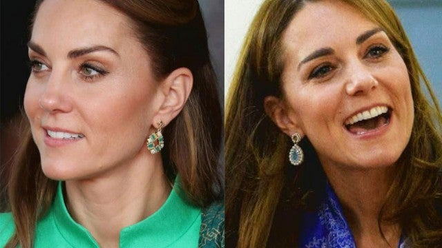 Kate Middleton's Pakistan Tour Style: Shop Her Looks!